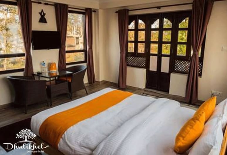 Dhulikhel Boutique Hotel, Dhulikhel, Deluxe Room, Guest Room
