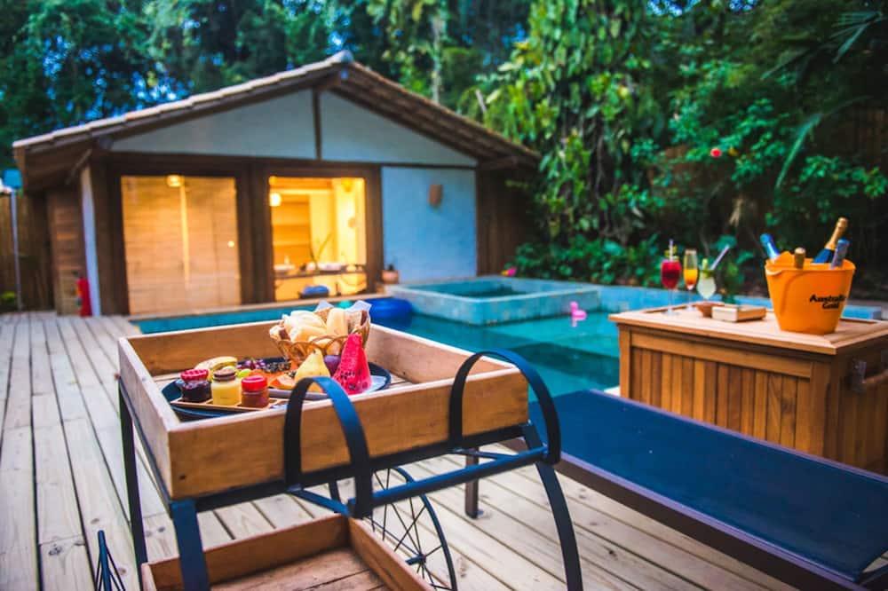 Premium Bungalow, Private Pool, Garden Area - Kolam renang persendirian