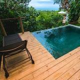 Deluxe Suite, Private Pool, Sea Facing (Master) - Kolam renang persendirian
