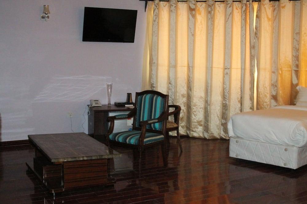 Executive tuba - Lõõgastumisala