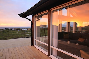 Foto van Lofoten Links Lodges in Vågan