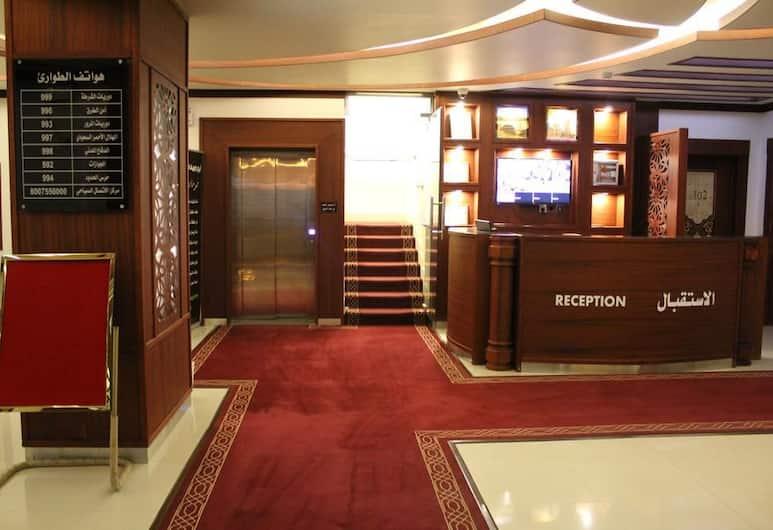 Abraj Twiq 2, Riyadh, Reception