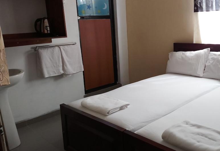 City Hotel, Colombo, Standard Tek Büyük Yataklı Oda, Oda