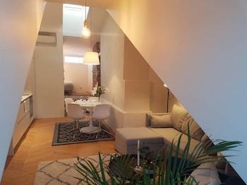Selline näeb välja 2ndhomes Helsinki Penthouse Ullanlinna 2, Helsingi