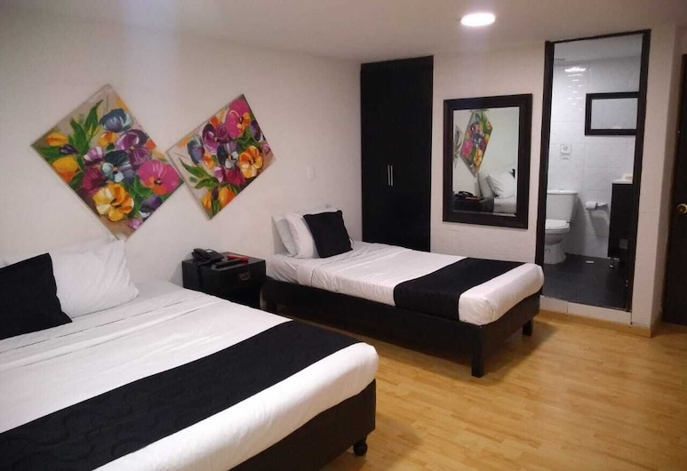 Hotel Santiago Plaza, Bogotá, Dvojlôžková izba, Hosťovská izba