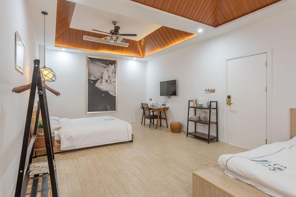 Design Double Room - Living Room