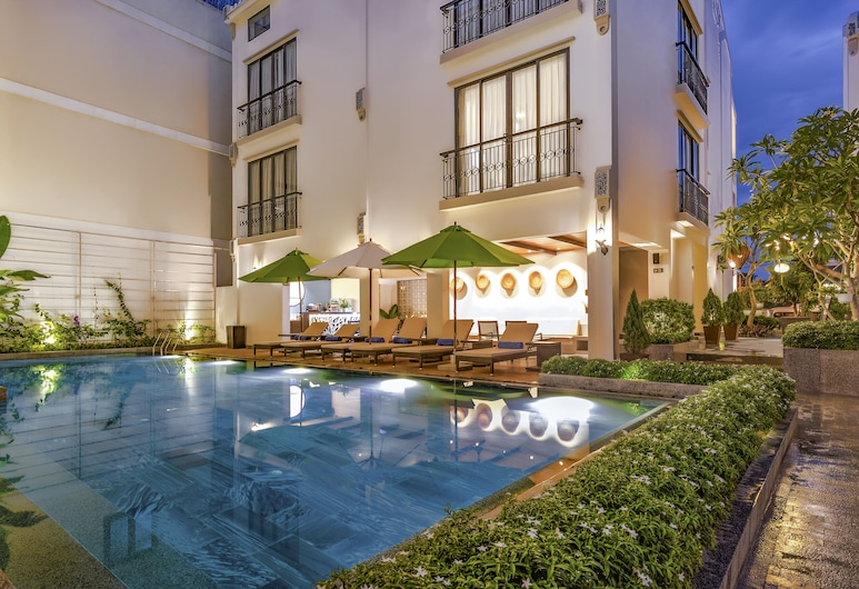 Laluna Hoi An RiverSide Hotel & Spa, Hoi An, Buitenzwembad