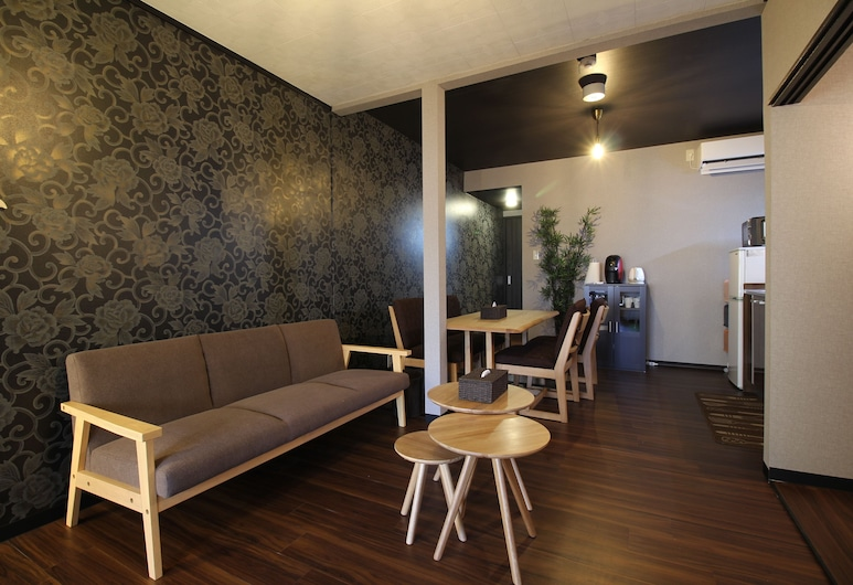 Kyoto Kyo-Hiiragi, Kyoto, Traditional Townhome, Multiple Beds, Kitchen, Living Room