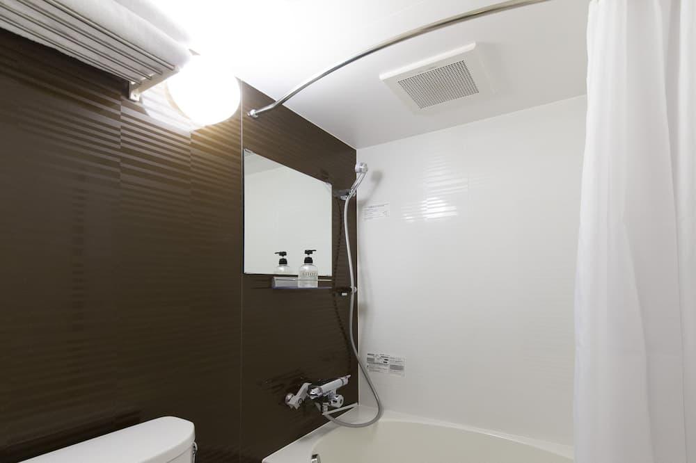Deluxe-Doppelzimmer, Nichtraucher - Badezimmer