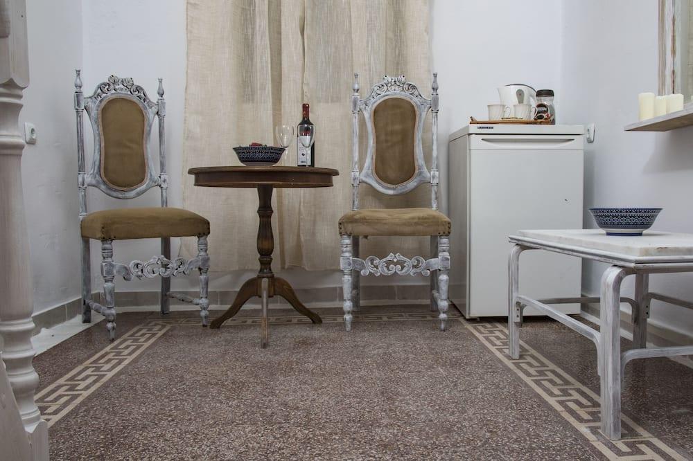 Design Double Room - Living Area