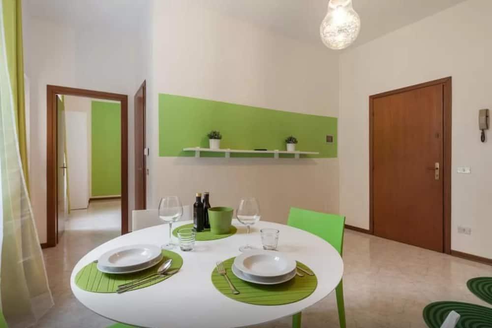 อพาร์ทเมนท์ (Verde) - บริการอาหารในห้องพัก