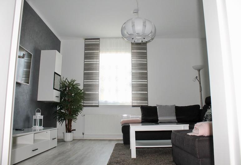 PENSION ALSCHER, Goslar, Comfort Apartment, 2 Bedrooms, Living Area