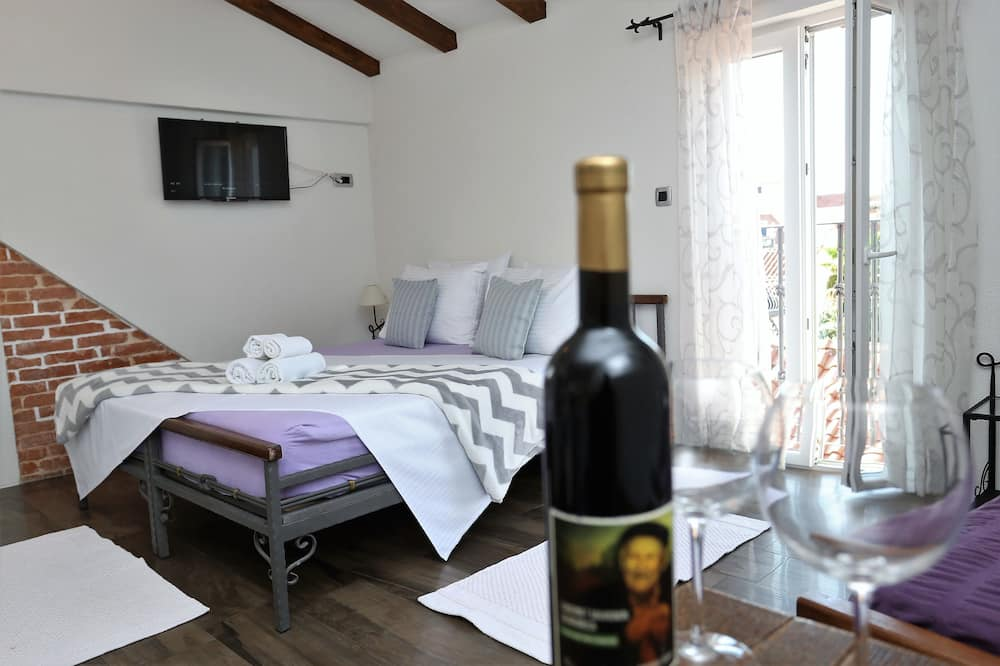 Phòng 3 Deluxe, 3 giường đơn - Phòng khách