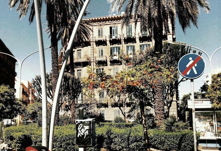Centro900Palermo, Palermo, Facciata hotel