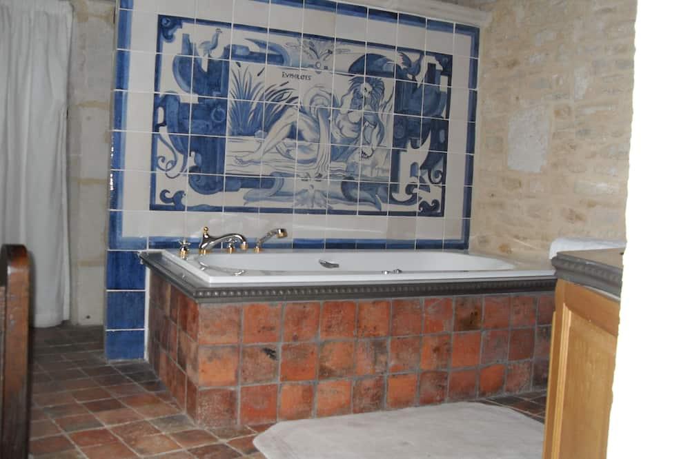 Double Room (François 1er) - Bathroom