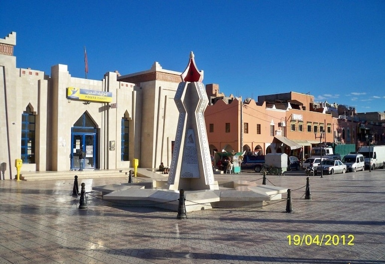 Dar Al Madina, Tinghir, Terasa