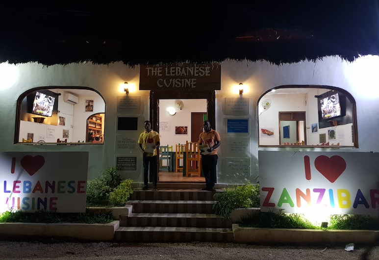 Varadero Zanzibar Hotel & Restaurant, Kendwa