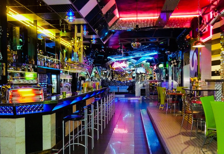 HOTEL CADE, Pisek, Bar do Hotel