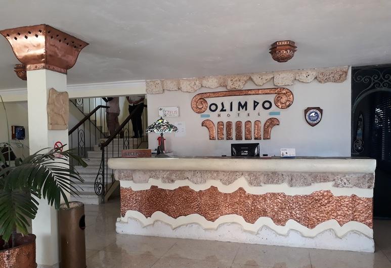 Hotel Olimpo, La Romana, Rezeption