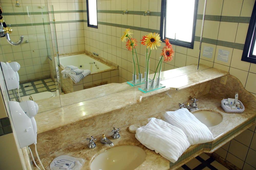 行政套房 - 私人 SPA 浴缸