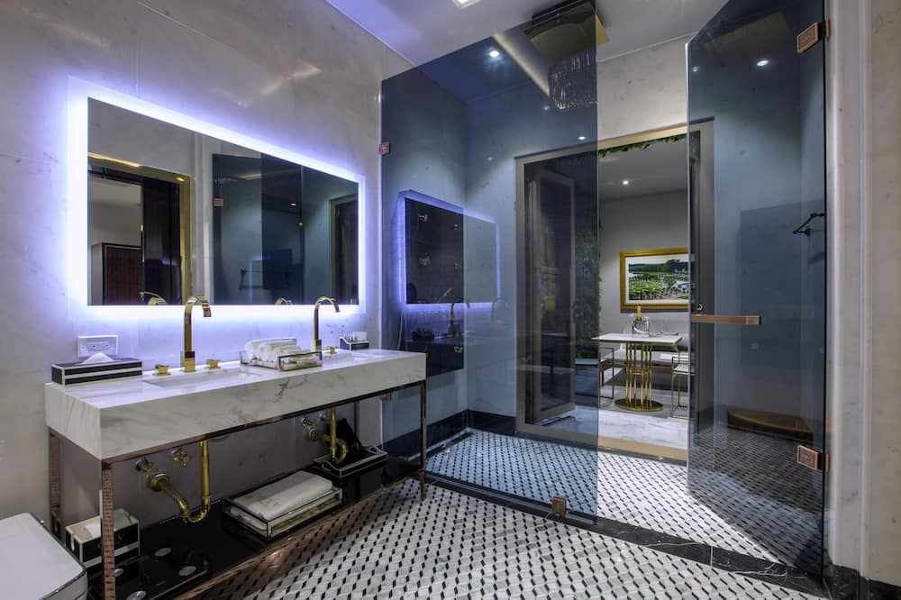 Portrait Suite Interior - Fürdőszoba