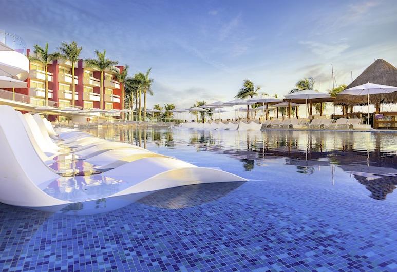 The Tower by Temptation Cancun Resort  - All Inclusive - Adults Only, Cancun, Svømmebasseng