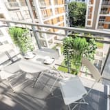 Exklusiv lägenhet - Balkong