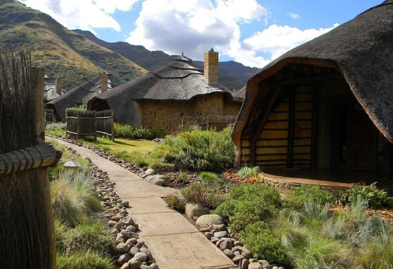 Maliba Lodge Mountain Chalet Twin, Бута-Буте, Територія готелю