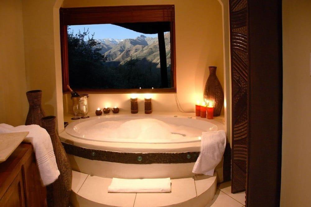Luxury Dağ Evi, 1 Yatak Odası - Derin Küvet