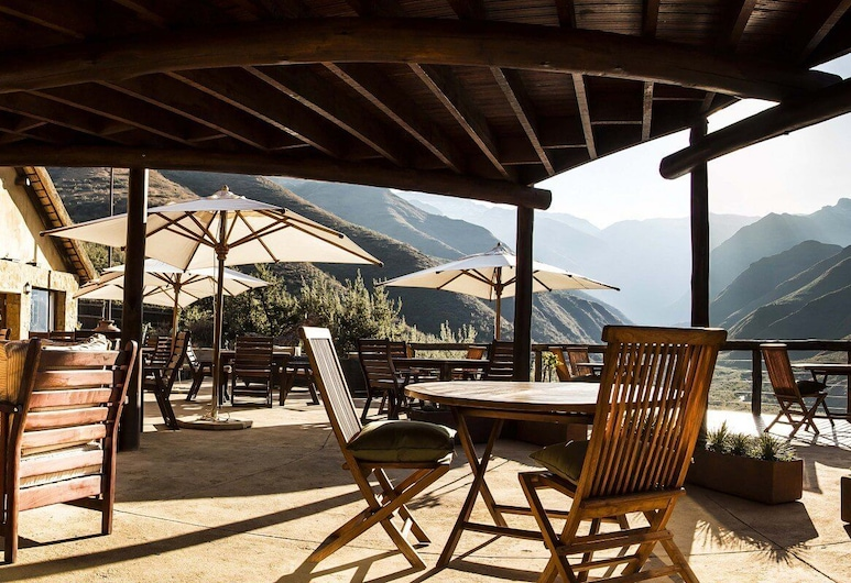 Maliba Lodge Mountain Chalet, Butha Buthe, Tempat Makan Luar Ruangan