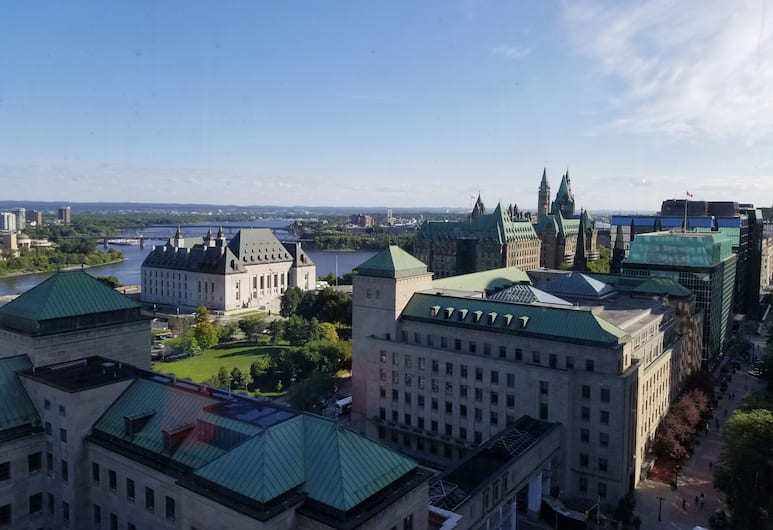 Homewood Suites by Hilton Ottawa Downtown, Ottawa, Suite, 1 Bedroom, View from room
