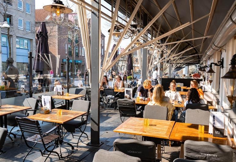 Boutique hotel ' t Gerecht, Heerenveen, Taras/patio