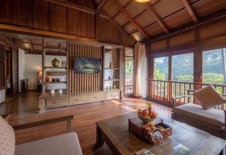 Melia Ba Vi Mountain Retreat, Hanoi, Hotelfassade