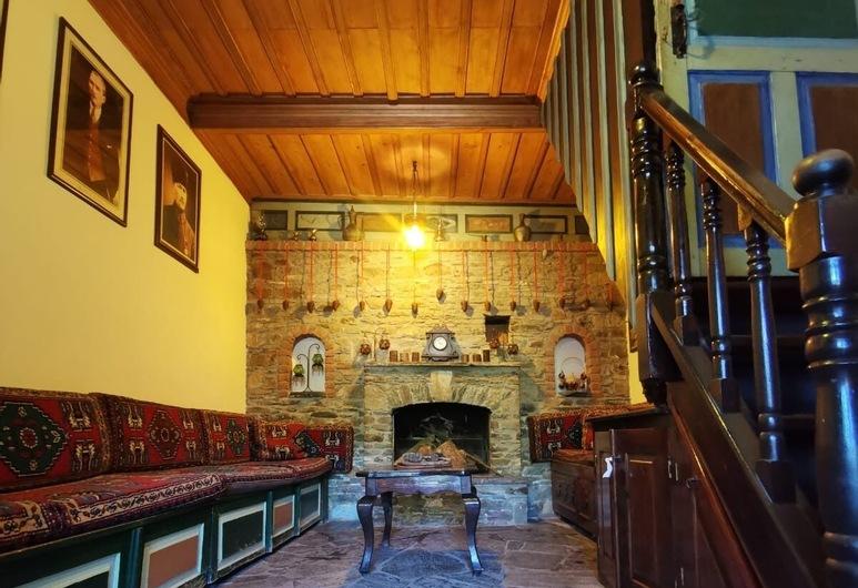 Selanik Pansiyon, Selçuk, Oturma Alanı