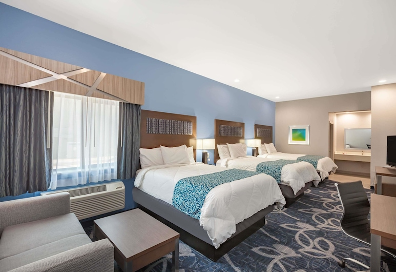 Baymont by Wyndham Houston Hobby Airport, יוסטון, חדר, מספר מיטות, ללא עישון, חדר אורחים