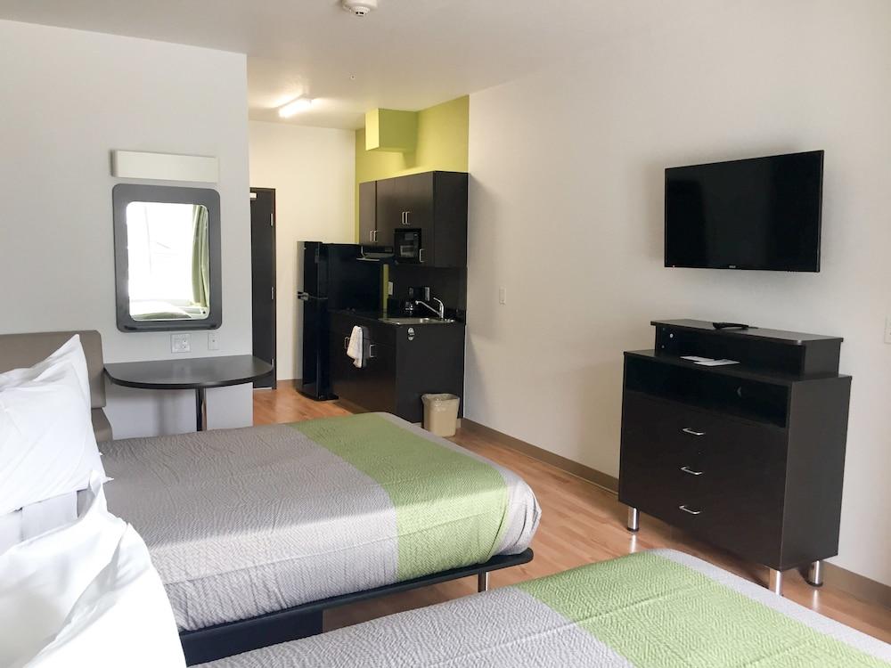 Studio 6 San Marcos, TX , San Marcos, Standard Room, 2 Double Beds