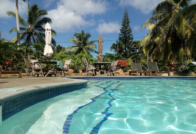 Arcadia Retreat Rarotonga, Rarotonga, Front of property