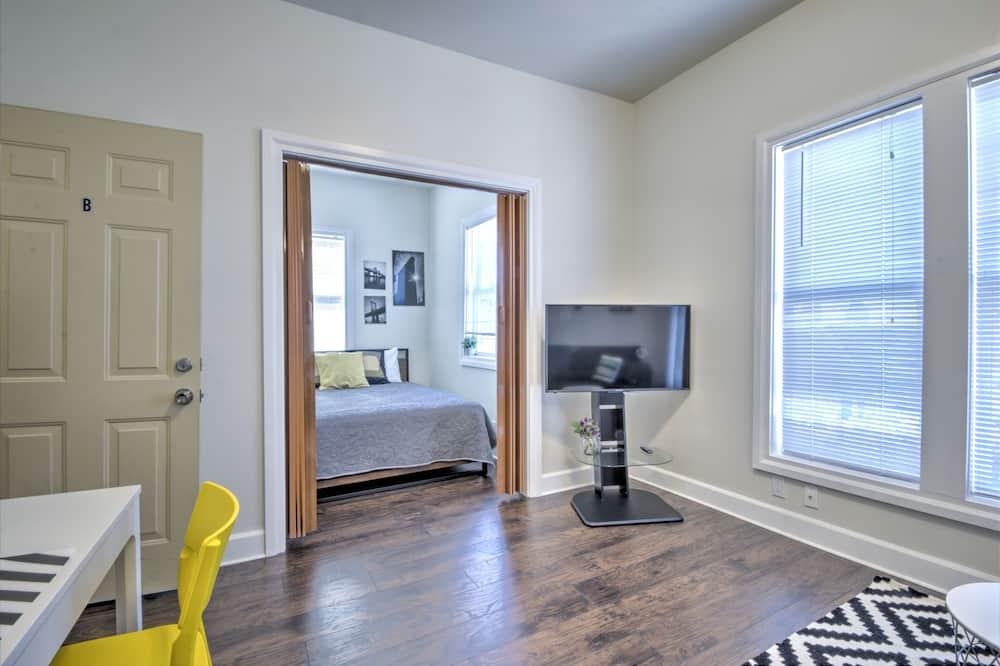 Dizaina dzīvokļnumurs, divas guļamistabas - Dzīvojamā istaba