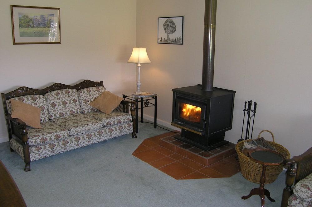 家庭單棟房屋, 4 間臥室, 花園景, 花園 (Farmstay) - 客廳