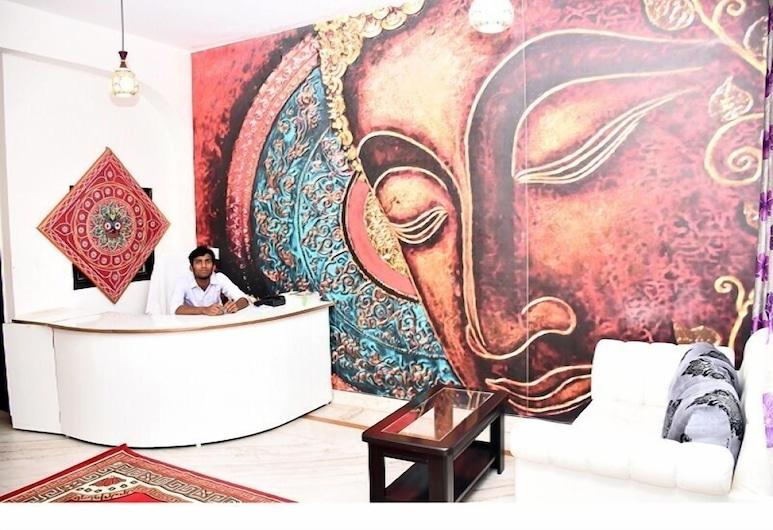 Jagannath Guest House, Yeni Delhi, Resepsiyon