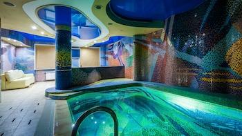 A(z) Sosnovy Bor Park-Hotel hotel fényképe itt: Novosibirsk