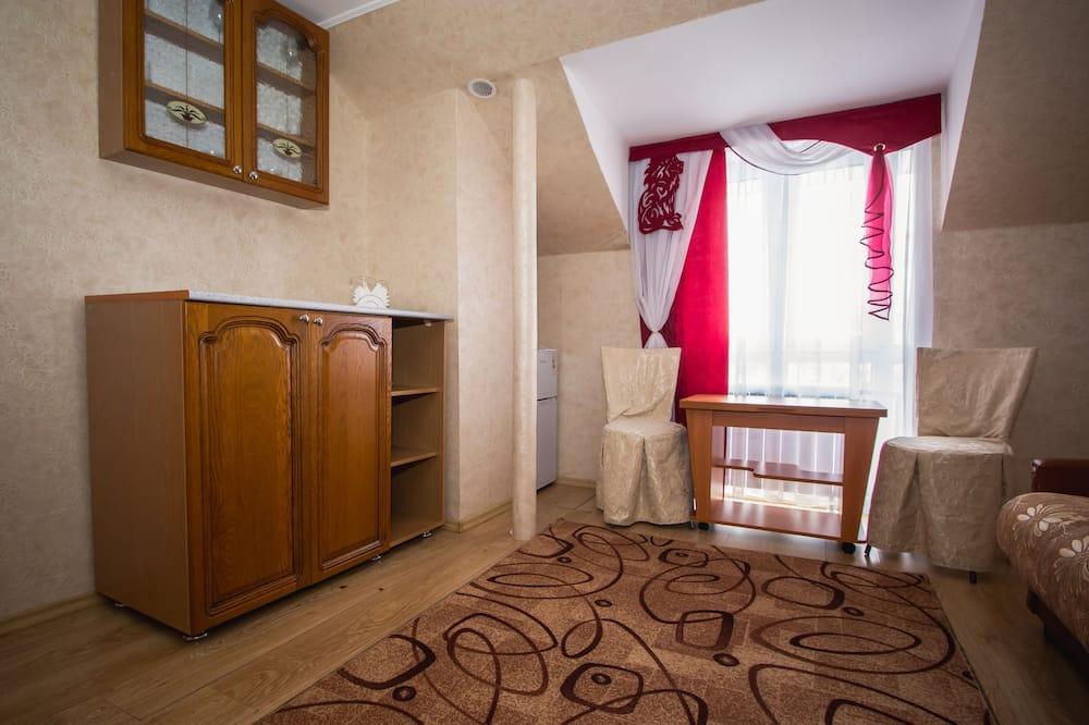 Luxury sviit, 1 magamistoaga, omaette vannitoaga - Lõõgastumisala