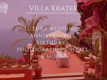 Bild vom Villa Krater in Taormina