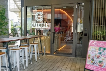 A(z) CAFETEL KYOTO SANJO for Ladies - Hostel, Caters to Women hotel fényképe itt: Kyoto
