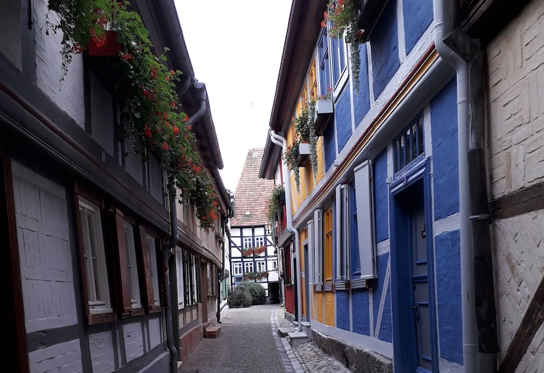 Fachwerk-HOTEL Vorhof zur Hölle, Quedlinburg