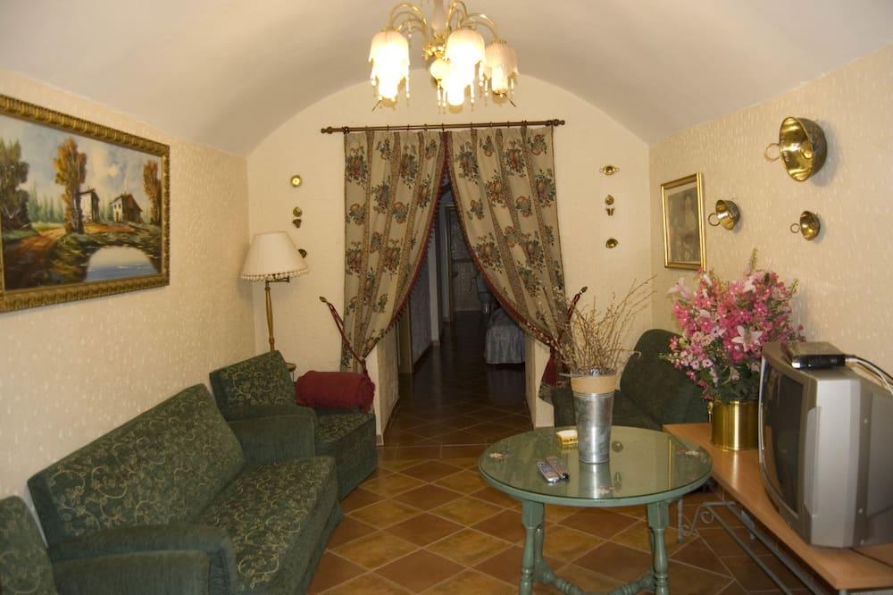 Deluxe huis, 3 slaapkamers (Cueva) - Woonkamer