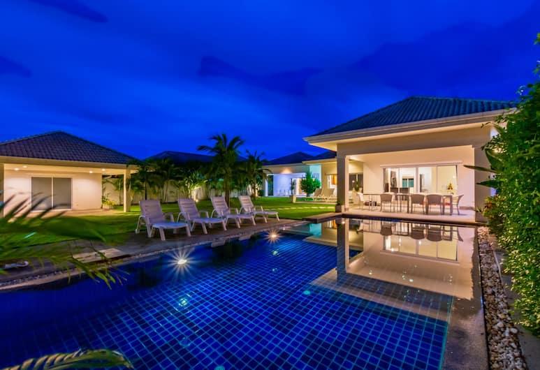 Hua Hin Pool Villa with 4 Bedrooms L27, Hua Hin