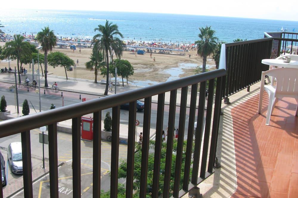 Double Room, Partial Sea View - Balcony
