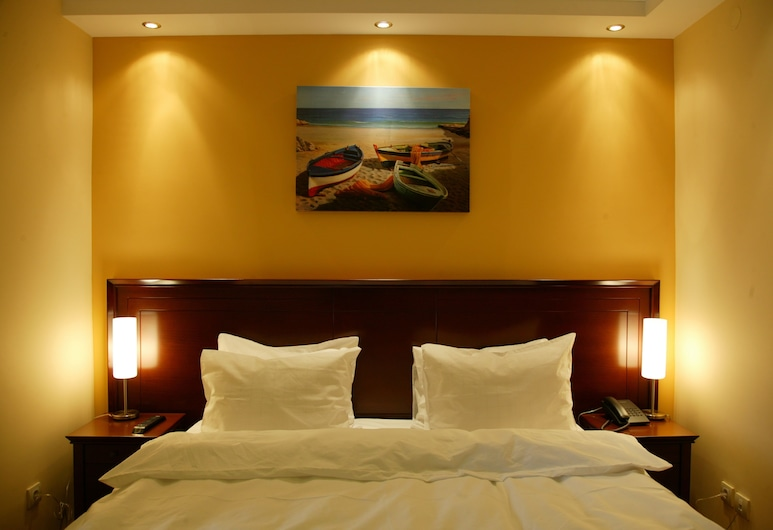 Hotel Contact, Belgrade, Double Room Single Use, Guest Room