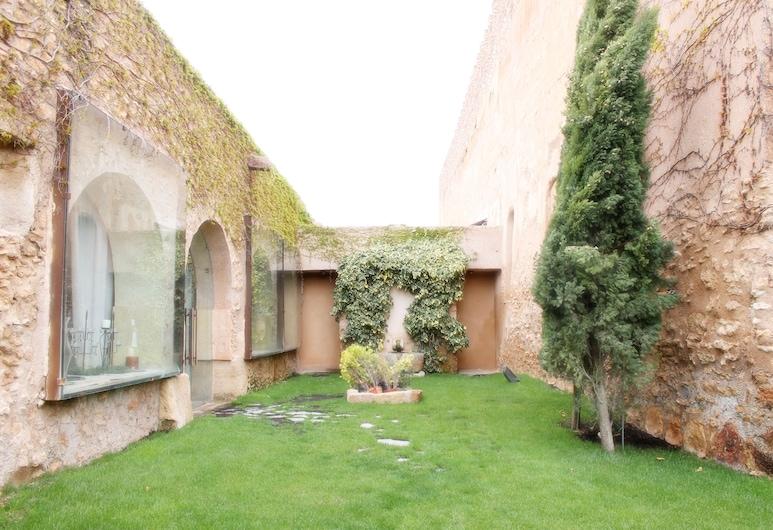 Hotel Castillo de Pilas Bonas, Manzanares, Garden